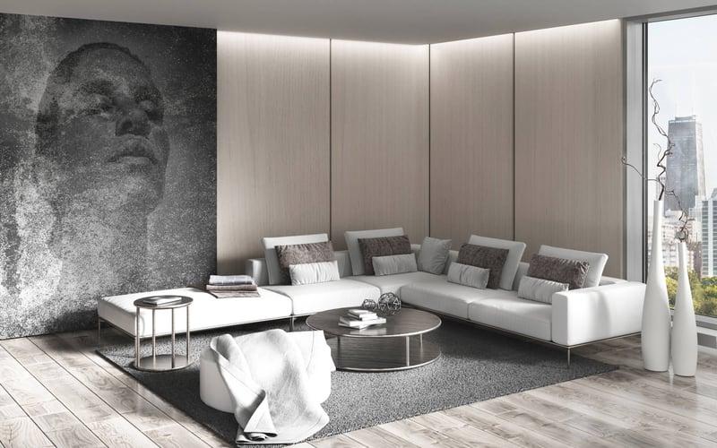 Cozy & Contemporary