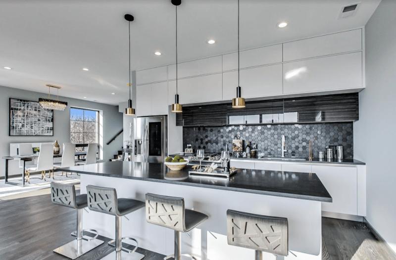Kitchen bright approach
